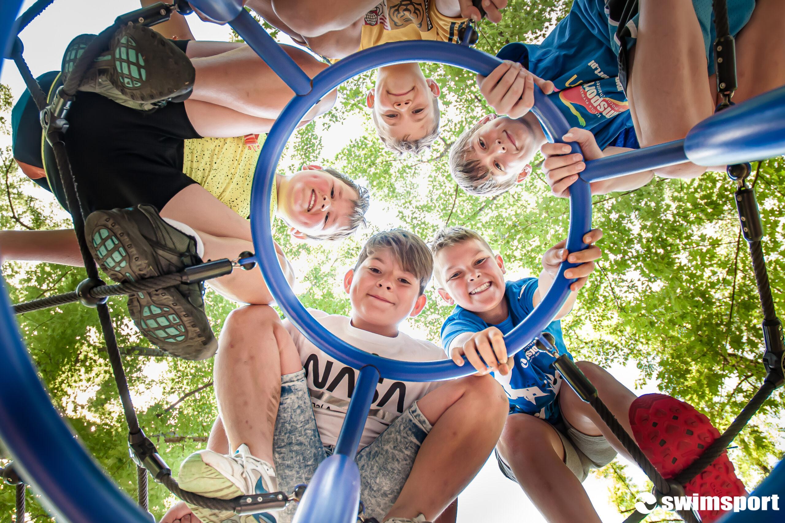 Beskidy Camp -Turnus I -obóz stacjonarny SwimSport 2021