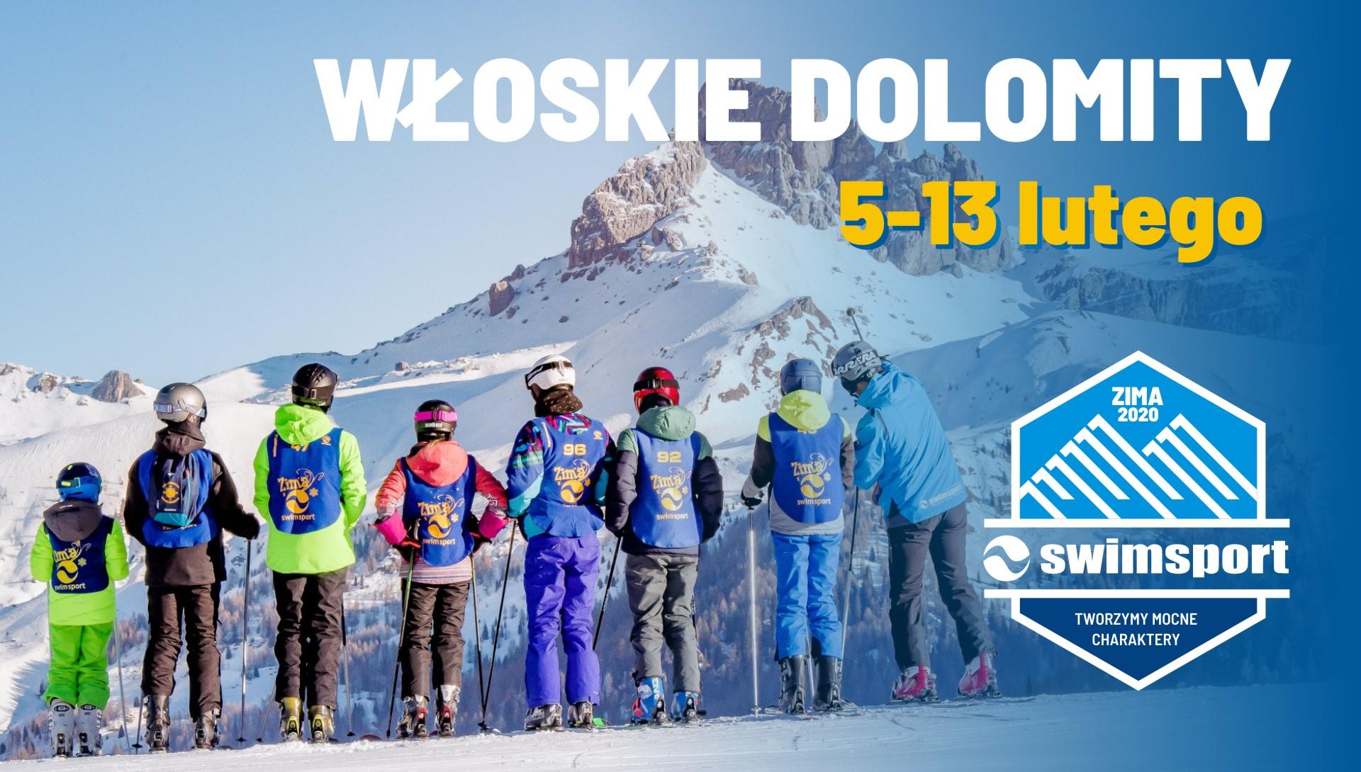 Rodzinny wyjazd narciarski do Włoch -Dolomity 2021